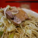 57152574 - 豚と麺。