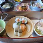 渚の荘 花季 - 料理写真:はまあざみ御膳