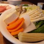57156785 - 野菜盛り合わせ