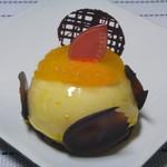 菓子工房 アントレ - オレンジペコー