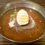 ジャンモ - 冷麺