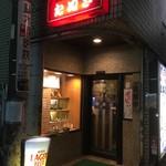 たぬき - 161007東京 たぬき 外観