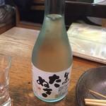 たぬき - 161007東京 たぬき 冷酒