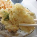 天ぷら定食ふじしま - 白身魚