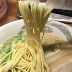 シロマルベース - 麺