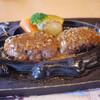 炭焼きレストランさわやか - 料理写真:げんこつハンバーグ~☆