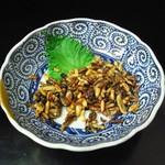 桂庵 - 炒めた蜂の子