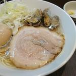 麺屋りゅう - 塩ラーメン