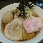 麺屋りゅう - 醤油ラーメン(特別バージョン)