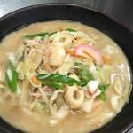 """食""""留麺 - ちゃんぽん"""