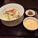 Ronfuushaorontan - 汁なし担々麺