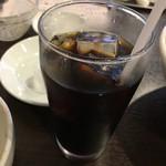 中国料理 桜花亭 - アイスコーヒー