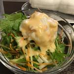 中国料理 桜花亭 - サラダ