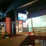 モイジャ - 店内ではK-POPが流れています
