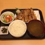 スモークビアファクトリー - 日替わりお肉定食