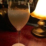 Bar D,jr - 梨とグレープフルーツのフローズンカクテル