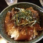 57165063 - 豚生姜風味ごはん+¥190