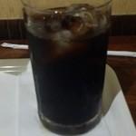 レッドリバー - アイスコーヒー220円