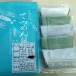 亀八屋 - てつめん餅 5コ入り ¥550(税抜)