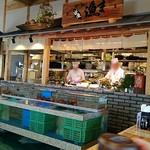 活魚 漁ま - 厨房