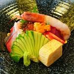 活魚 漁ま - 料理写真:漁まどん