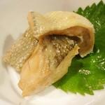 さけ ばー かぐら - 秋鮭のしっとり焼き漬け