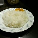 まつちか ステーキ食堂 - ライス(中)