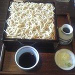 菜実樹 - せいろ2枚(1300円)