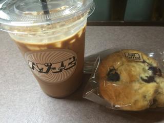 ハグ コーヒー 紺屋町店 - カフェモカ