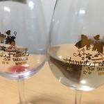 高畠ワイナリー - ドリンク写真:(2016-10-9)  今年のワイングラス