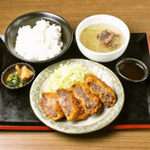 牛タン 圭助 - ハラミ焼き
