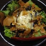 風土 - 茄子味噌チーズ焼き 650円