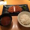 Saboten - 料理写真:ローストンカツ110グラムです。