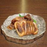 北の味紀行と地酒 北海道 - ごろいか沖漬けルイベ