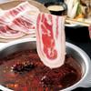 豚料理専門店 銀呈 - 料理写真:火鍋も年中有るメニューです!