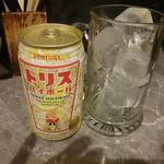 麺処かっすい55 - 2016年9月 ハイボール 300円