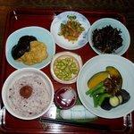 石仏庵 - 料理写真:お昼の定食