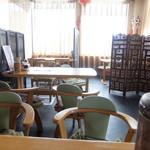 満漢福 - テーブル席の様子