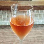 57182647 - スパークリングワイン(ロゼ)(800円)