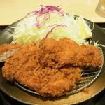 松乃家 - ロース&チキン