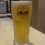 松乃家 - ビール290円