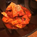 炭火焼肉 ばんり - キムチ