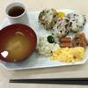 東横INN - 料理写真:朝食セットだ〜
