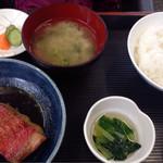 地魚食事処 さかなや - 上ペリー定食¥1200