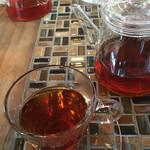 57188103 - 和紅茶。渋みと苦味のある味なので、焼菓子との相性も良さそう。