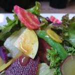 味噌屋 鎌倉 Inoue - 鎌倉野菜のサラダアップ