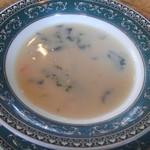 シャーロックホームズ - セットのスープ