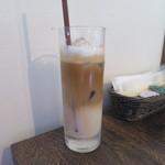 味噌屋 鎌倉 Inoue - アイスカフェラテ