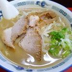 札幌ラーメン元祖自家製麺 王香 - 味噌ラーメン(\785-)