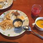 農園レストラン はいびすかす&アソビバカフェ 宮崎ベース -